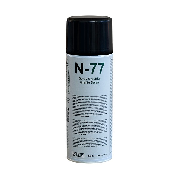 N-77 Revestimiento conductor con base de Grafito 400ml